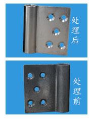 新型金属表面发黑处理技术